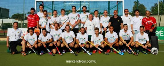 Amsicora Hockey - EuroHockey Champion Trophy Cagliari 2014