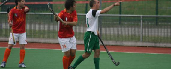 amsicora-roma play off 2012